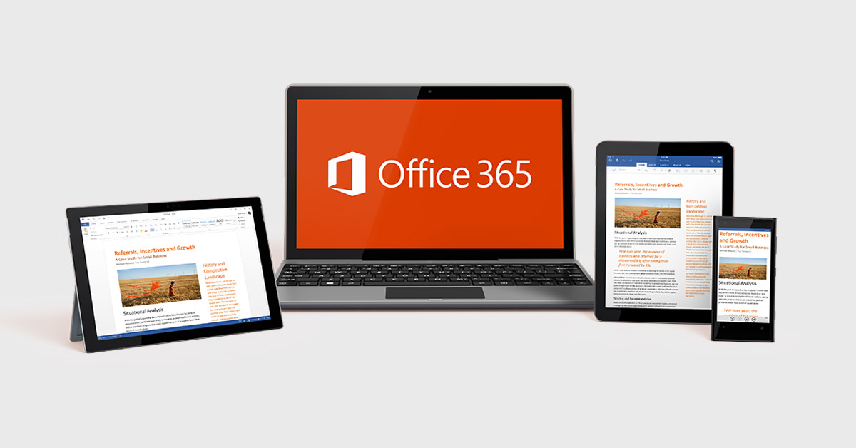 Microsoft Office 365/CSP