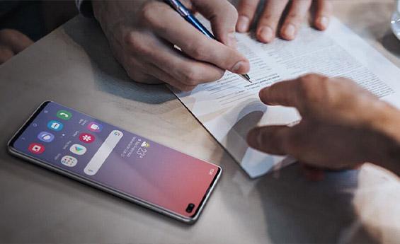 Voorwaarden van de Samsung B2B AnyTime vervangservice.