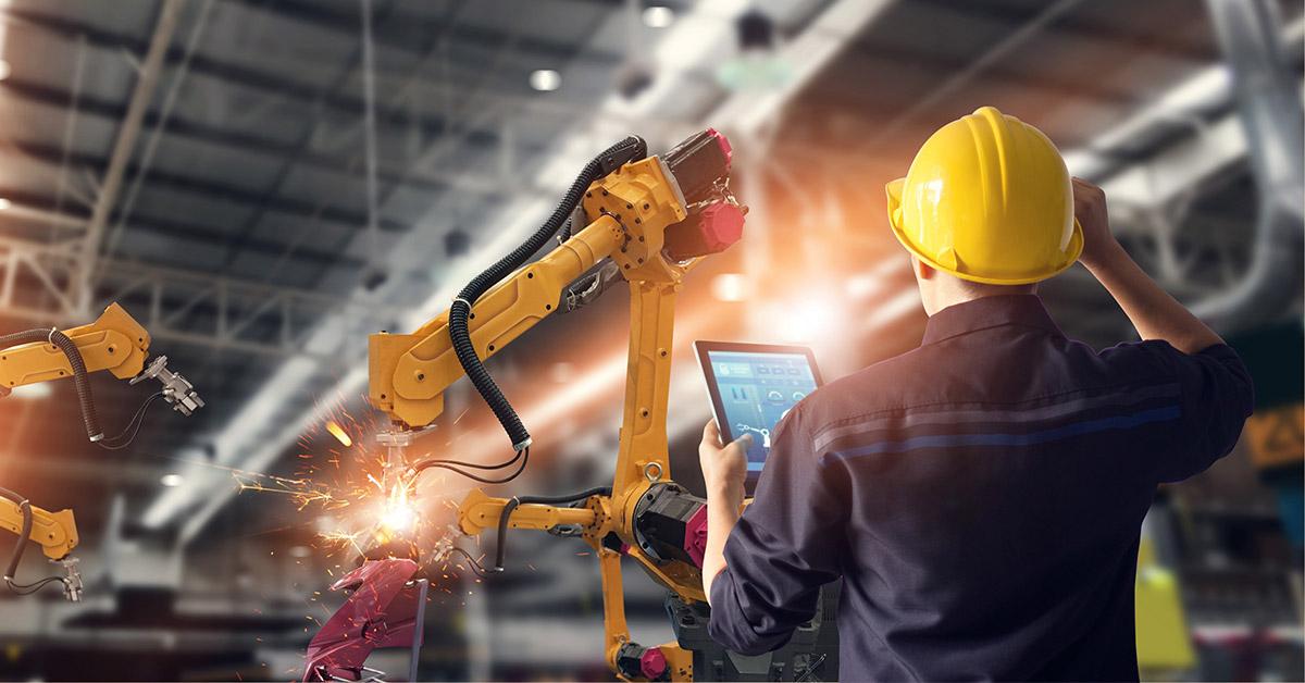 In 8 stappen naar een moderne industriële werkplek