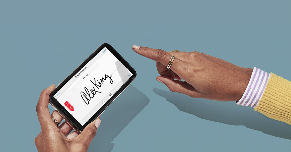 Adobe Sign Business en Enterprise nu beschikbaar