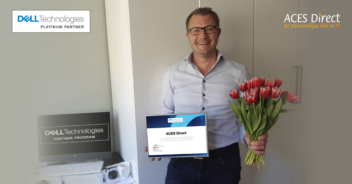 ACES Direct ook in 2020 Dell Platinum Partner