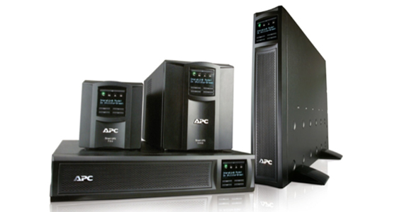 SmartConnect apparaten van APC