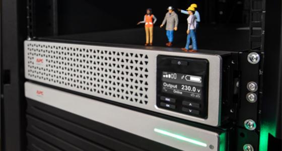 Smart UPS apparaat van APC