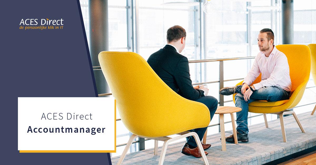 Accountmanager (Zakelijke Dienstverlening)