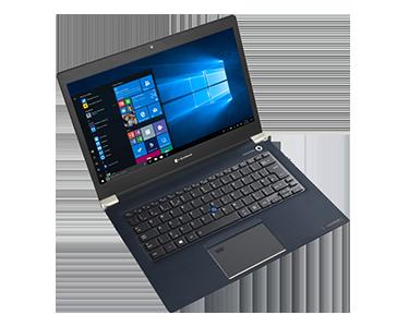 Portege laptop van dynabook