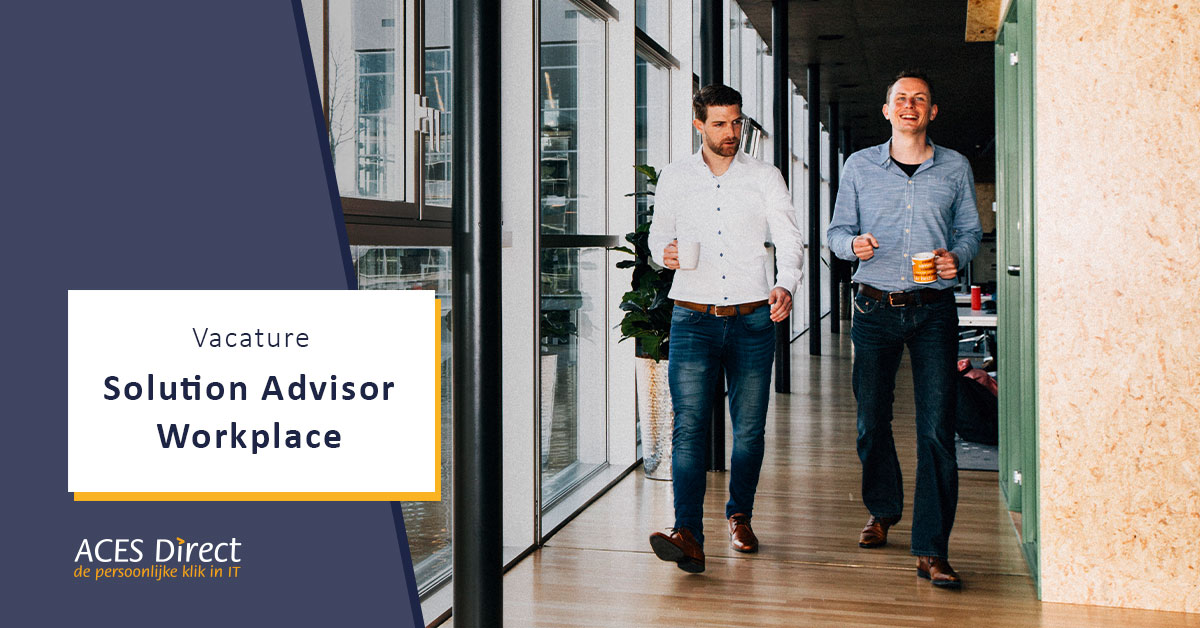 Solution Advisor Workplace
